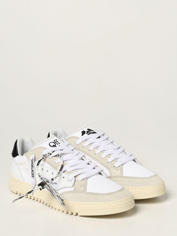 Zapatillas Off White: Zapatillas hombre Off White blanco 2