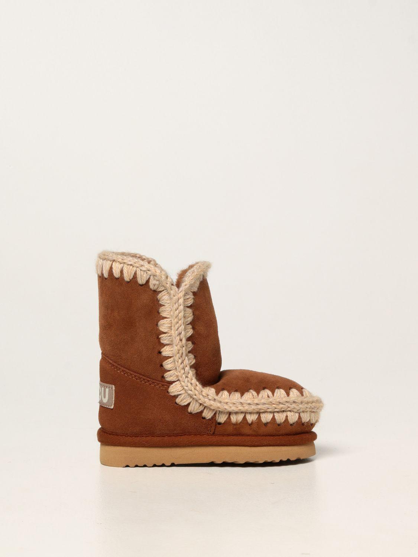 Chaussures Mou: Chaussures enfant Mou brûlé 1