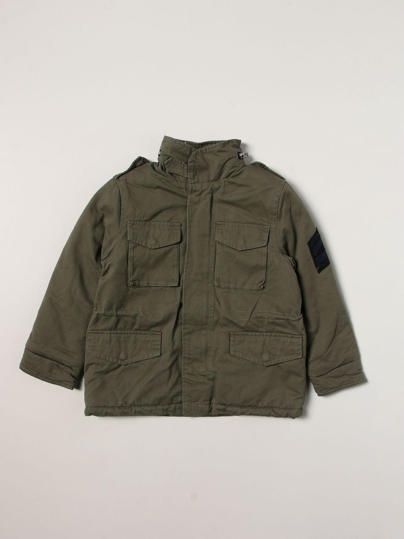 Coat Zadig & Voltaire: Coat kids Zadig & Voltaire kaki 1