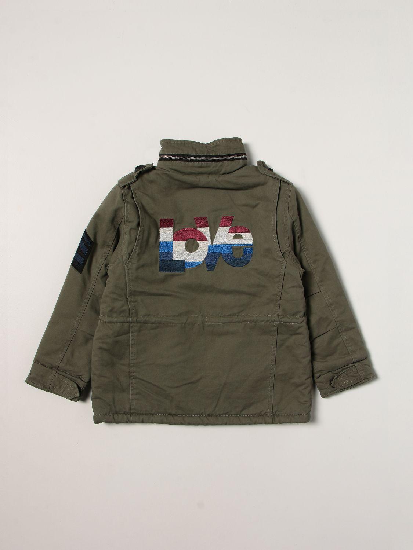 Coat Zadig & Voltaire: Coat kids Zadig & Voltaire kaki 2