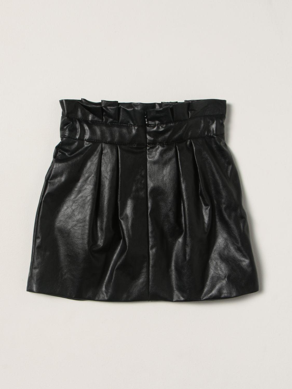 Skirt Elisabetta Franchi: Skirt kids Elisabetta Franchi black 2