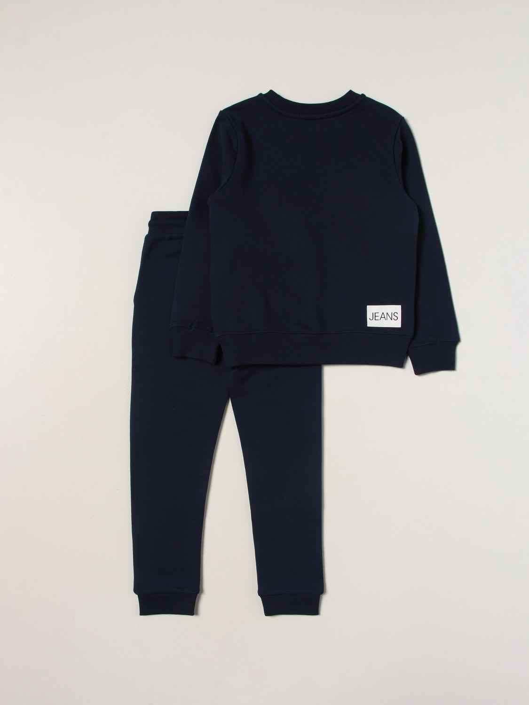 Костюм Calvin Klein: Костюм Детское Calvin Klein синий 2