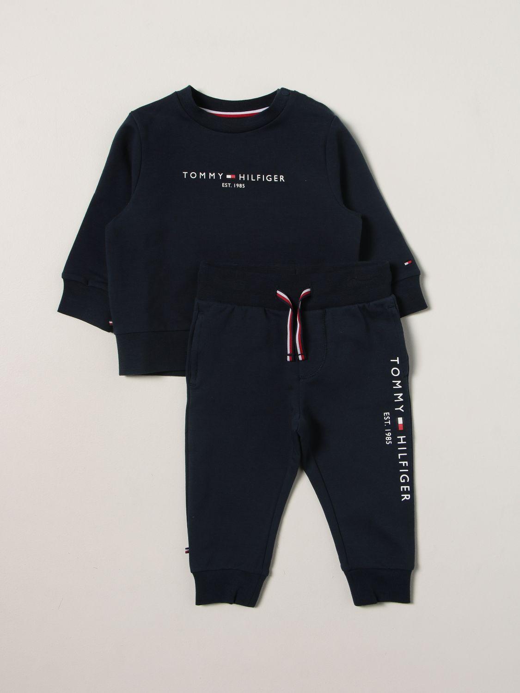 Jumpsuit Tommy Hilfiger: Jumpsuit kids Tommy Hilfiger blue 1