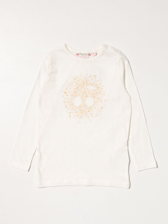T恤 Bonpoint: T恤 儿童 Bonpoint 白色 1