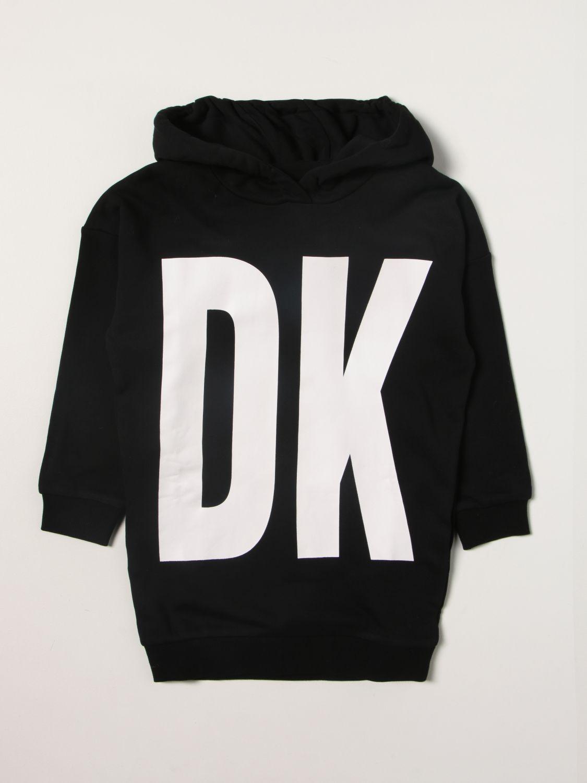 连衣裙 Dkny: 连衣裙 儿童 Dkny 黑色 1