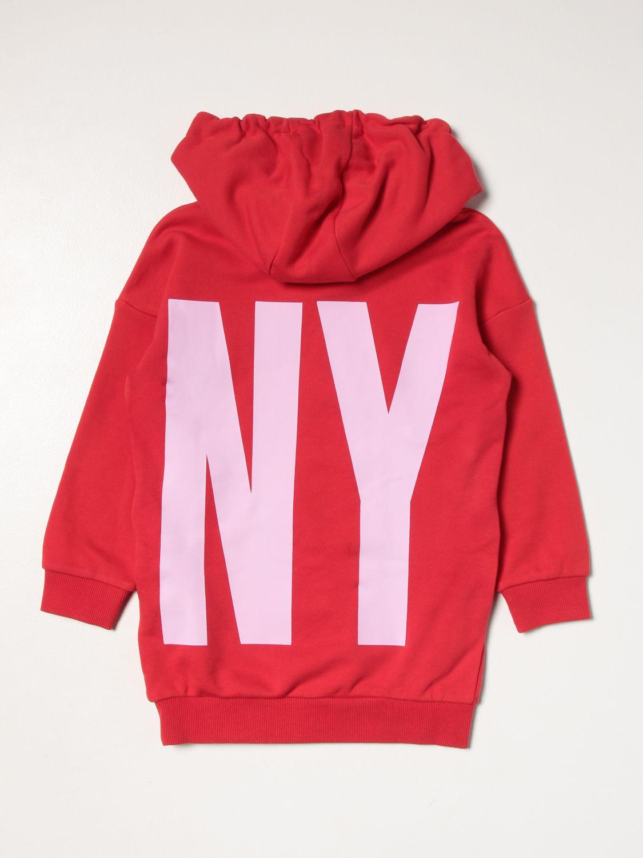 连衣裙 Dkny: 连衣裙 儿童 Dkny 红色 2