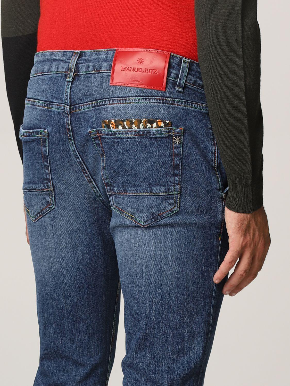 Jeans Manuel Ritz: Jeans hombre Manuel Ritz denim 3