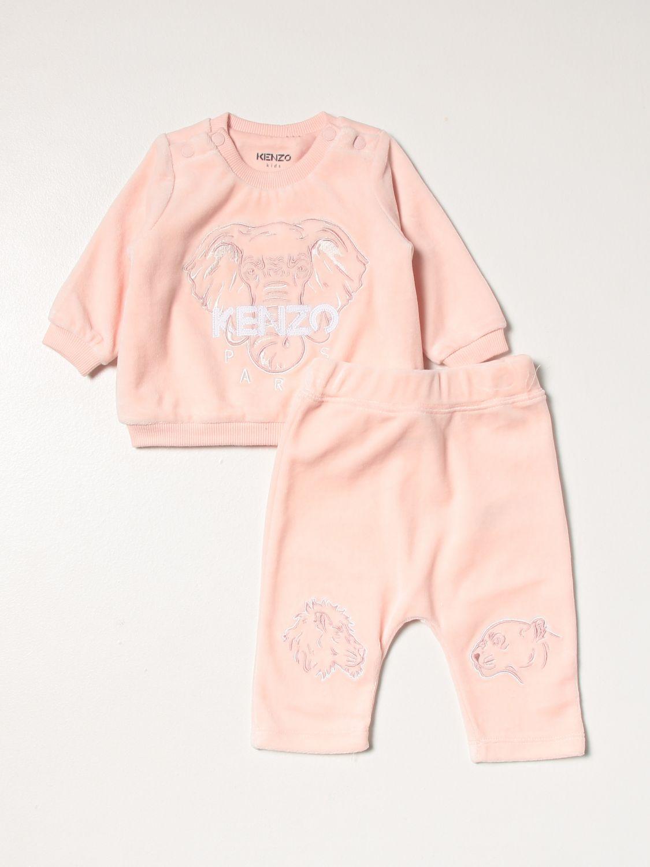 Jumpsuit Kenzo Junior: Jumpsuit kids Kenzo Junior pink 1