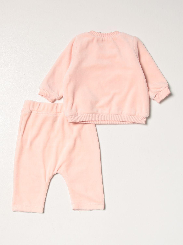 Jumpsuit Kenzo Junior: Jumpsuit kids Kenzo Junior pink 2