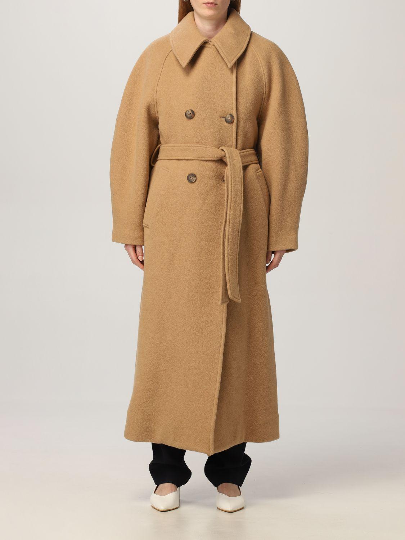 大衣 Rohe: 大衣 女士 Rohe 驼色 1