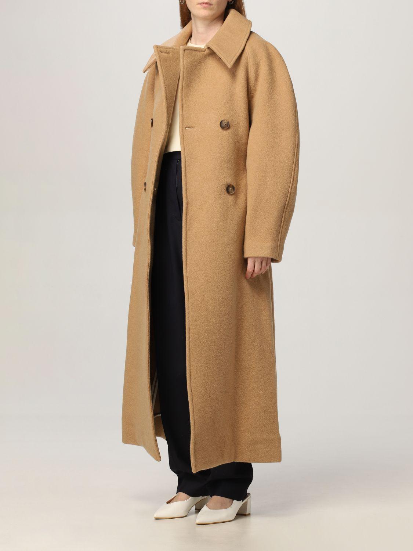 大衣 Rohe: 大衣 女士 Rohe 驼色 3