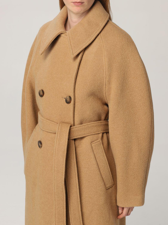 大衣 Rohe: 大衣 女士 Rohe 驼色 4