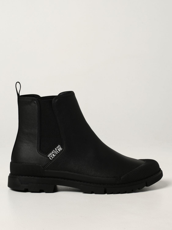 Botas Versace Jeans Couture: Zapatos hombre Versace Jeans Couture negro 1