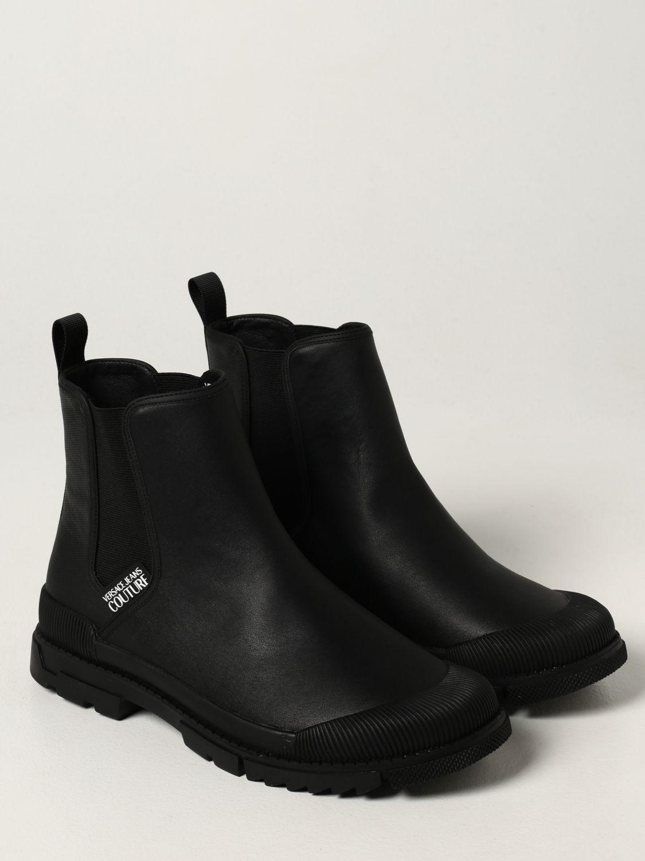 Botas Versace Jeans Couture: Zapatos hombre Versace Jeans Couture negro 2
