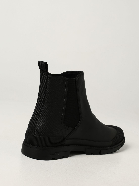 Botas Versace Jeans Couture: Zapatos hombre Versace Jeans Couture negro 3