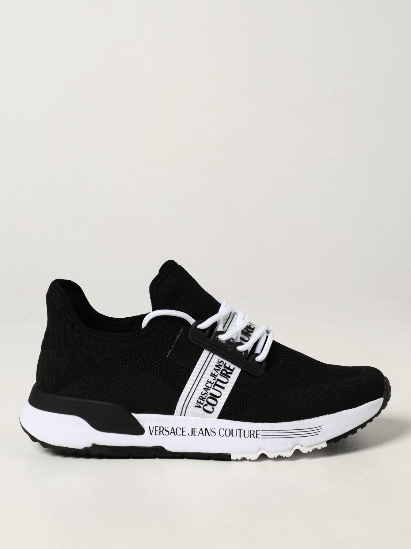 Zapatillas Versace Jeans Couture: Zapatos hombre Versace Jeans Couture negro 1
