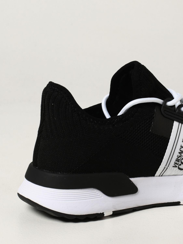 Zapatillas Versace Jeans Couture: Zapatos hombre Versace Jeans Couture negro 3