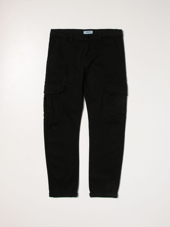 Pants Liu Jo: Pants kids Liu Jo black 1
