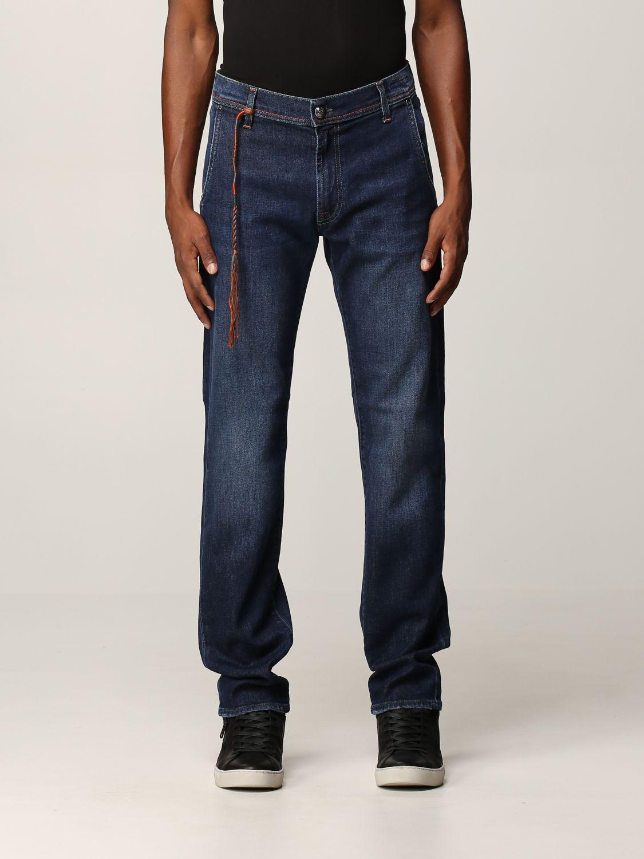 Chaleco Roy Rogers: Pantalón hombre Roy Rogers denim 1