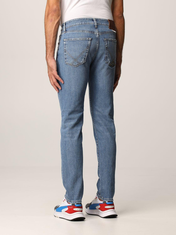 Jeans Roy Rogers: Pantalón hombre Roy Rogers denim 2