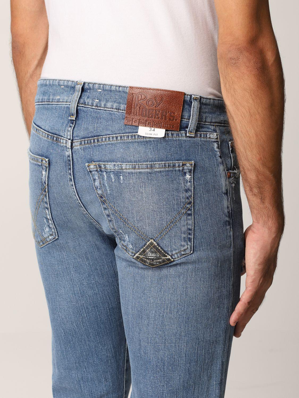 Jeans Roy Rogers: Pantalón hombre Roy Rogers denim 3