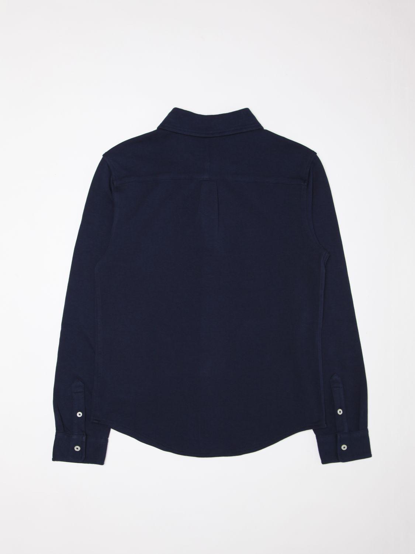 Рубашка Polo Ralph Lauren: Рубашка Детское Polo Ralph Lauren темно-синий 2