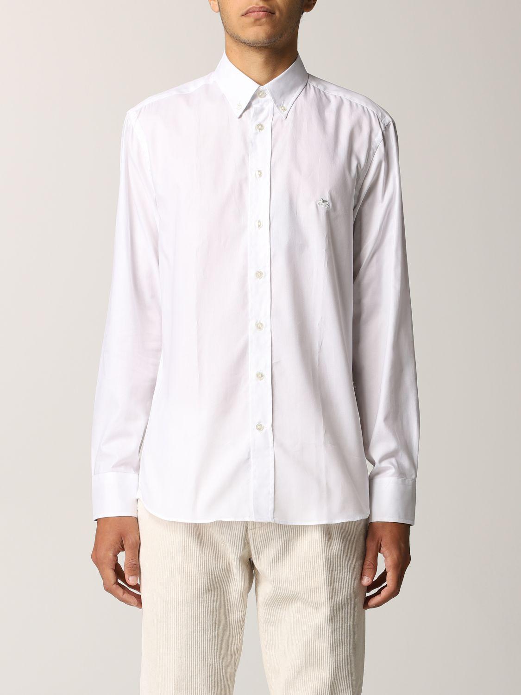 Camisa Etro: Camisa hombre Etro blanco 1