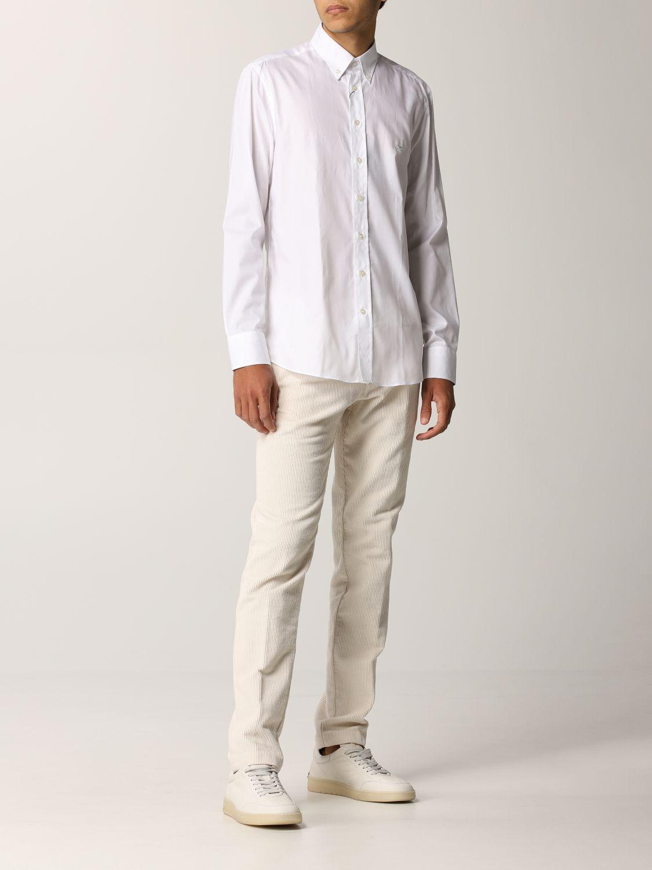 Camisa Etro: Camisa hombre Etro blanco 2