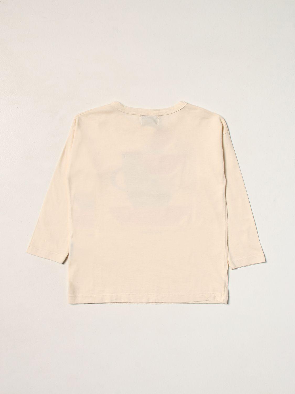 T-shirt Bobo Choses: T-shirt Bobo Choses con stampa bianco 2