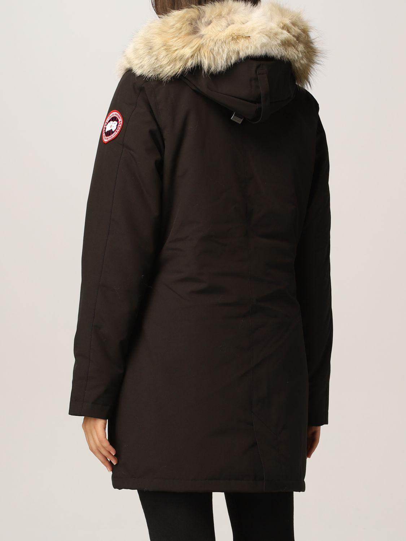 Giacca Canada Goose: Giacca donna Canada Goose nero 2