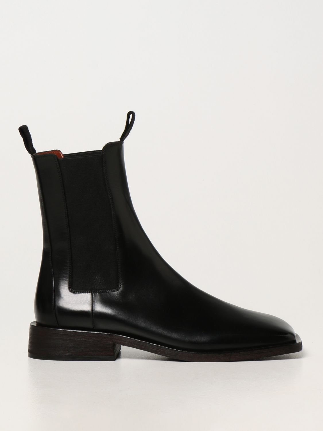 Botas Marsell: Zapatos hombre Marsell negro 1