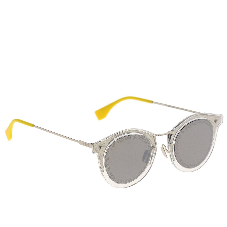 Glasses women Fendi silver 1