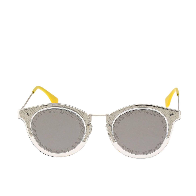 Glasses women Fendi silver 2