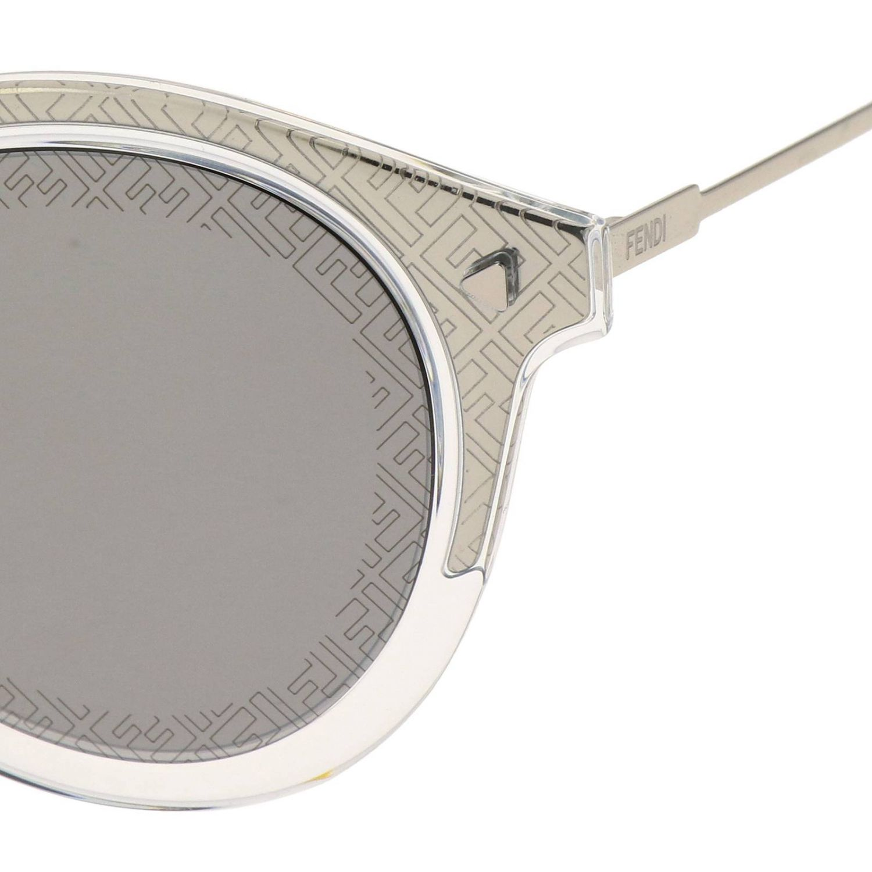 Glasses women Fendi silver 3