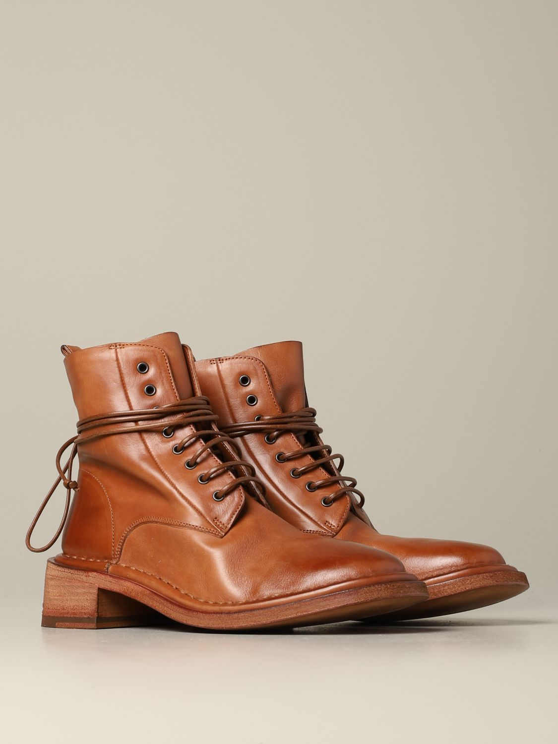 Marsèll Cresella ankle boot in leather leather 2